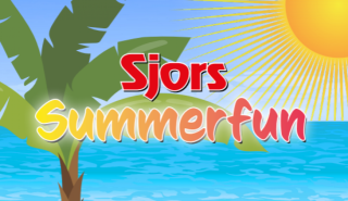 Sjors Sportief zomervakantie