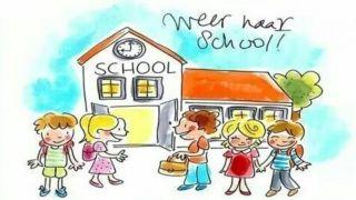 Heropening scholen
